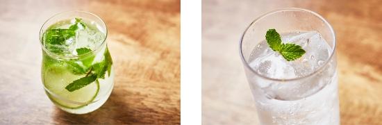 水以外の飲料にも直接炭酸